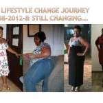 Nicole lost 58 pounds