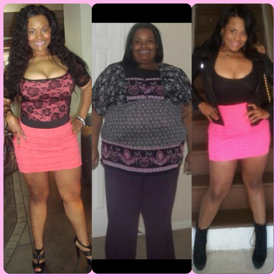 Isa lost 140 pounds | Black Weight Loss Success