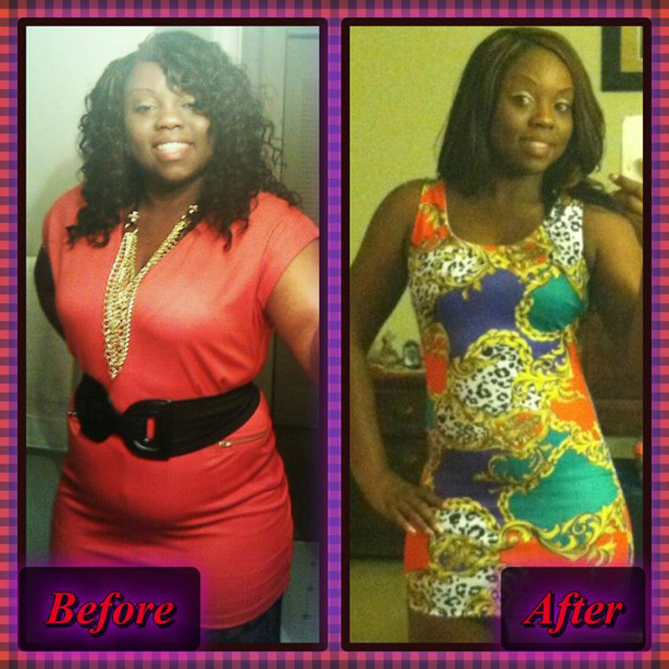 Gerlande lost 65 pounds | Black Weight Loss Success