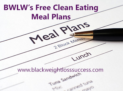 Free Clean Eating Meal Plan – Week 1