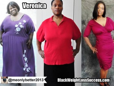 Amazing Weight Loss: Veronica lost 274 pounds