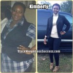 Kimberly lost 137 with weight loss surgery