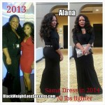 Eating for Weight Loss: Alana lost 70 pounds