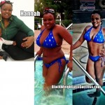 Weight Loss Story of the Day: Hannah lost 56 pounds