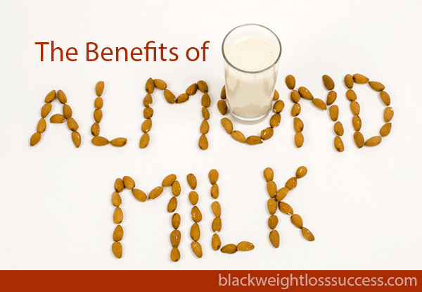 the benefits of almond milk