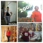 Michelle lost 85 pounds with weight loss surgery