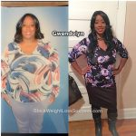 Gwendolyn lost 119 pounds